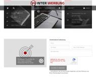 Bild Webseite Würth Inter Werbung Kissing