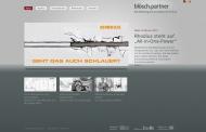 Bild Webseite blösch & partner werbeagentur München