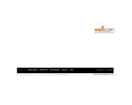 Bild Webseite Wellcom Werbeagentur Siekmann & Stoppert München