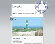 Website Kombüse Werbeagentur