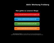 Bild Webseite  Freiberg
