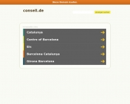 Bild Webseite consell Werbeagentur Frankfurt