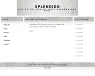 Bild Webseite SPLENDIDO Werbung Köln