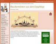 Bild Webseite  Zwönitz