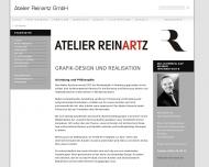 Bild Atelier Reinartz GmbH Beratung Grafikdesign Realisation
