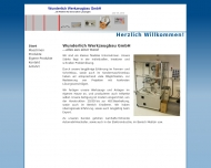 Bild Wunderlich Werkzeugbau GmbH