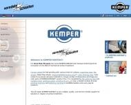 Website Kemper-Kontakt Gert Kemper