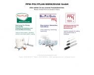 Bild PPW POLYPLAN Werkzeuge