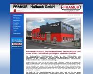 Bild FRAMÜR-Halbach GmbH Werkzeugfabrik