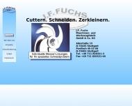 Bild J. F. Fuchs Maschinen- und Werkzeugfabrik Verwaltungs GmbH