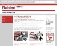 Bild Rabied Biedron Diamanttechnik GmbH