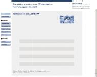 Bild Webseite Dr. Schaab & Kollegen Treuhand München