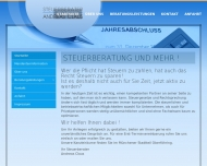 Website Claus Andreas