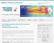 HWT-GAWAS Wassertechnik GmbH in 67141 Neuhofen Schwimmbecken