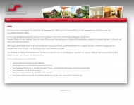 Bild Webseite P & S Vermögens-Treuhand München