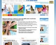 Bild Webseite Bayerisches Staatsministerium für Unterricht und Kultus München