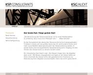 KSP CONSULTANTS Steuerberater KSG Audit Wirtschaftspr?fer Berlin Philosophie