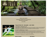 Bild Yoga in der Yoga-Schule Dr. Konopka Augsburg
