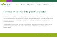 Bild Webseite Clever Zaunbau Gartengestaltung Wegberg