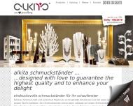 Bild Webseite AK Consulting & Personalservice Aachen