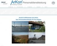 Bild Zeitarbeit ArKon