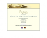 Bild Ergon-Verlag GmbH