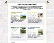 Bild Rolf Soll Verlag GmbH