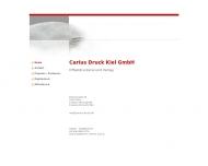Bild Carius Druck Kiel GmbH Druckerei und Verlag