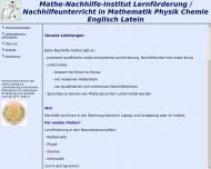 Bild ABC-Mathe-Lernhilfe-Institut Fischer