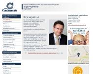 Bild Versicherungen Continentale Geschäftsstelle Ingo Volkmer
