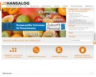 Bild Webseite perstar Berlin