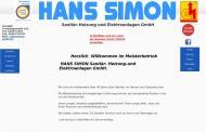Bild Hans Simon Sanitär- und Heizungsanlagen Gesellschaft mit beschränkter Haftung