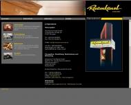 Website Malerbetrieb Raumkunst Arndt