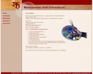 Bild Webseite  Annaberg-Buchholz