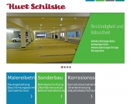 Bild Webseite Kurt Schilske Hamburg