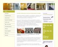 Bild Webseite Bernhard Stonke Malermeister Berlin