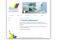 Website Maler Nielandt