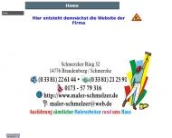 Bild Malerbetrieb Mario Schmelzer GmbH