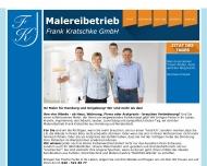 Bild Malereibetrieb Frank Kratschke GmbH