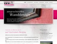 Bild Webseite Karsten Wolter Malerei und Fußbodenleger Berlin