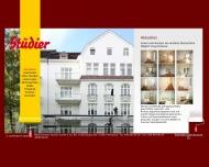 Bild Webseite Beteiligungsgesellschaft Malermeister Studier Hamburg