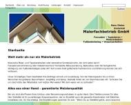Bild Webseite  Gau-Bischofsheim