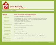 Website Dietmar Mayer
