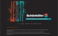 Bild Webseite Schönhöfer Neuhofen