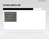 Bild Webseite Schollbeck Malereibetrieb München
