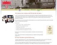 Website Malerbetrieb Max Schultheiss