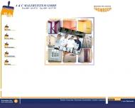 Bild Webseite A & C Malersystem München