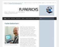 Andreas Frericks Malermeister aus K?ln Porz Der Meister unter den Malermeistern