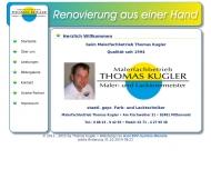 Bild Kugler Thomas Malerbetrieb