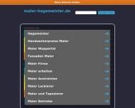 Bild Malerbetrieb Hagemeister Inh.Patrick Oliver Hagemeister Malermeister